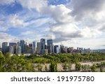calgary  alberta  canada   june ... | Shutterstock . vector #191975780