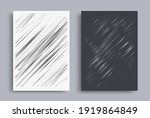 abstract white and grey striped ... | Shutterstock .eps vector #1919864849