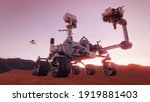 Mars Rover Perseverance And...