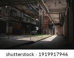 An Abandoned Run Down Building  ...