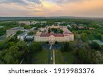 Hungarian University of Agriculture and Life Sciences in Godollo city near ban Budapest Hungary.