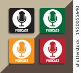 podcast icon. great vector for...