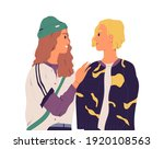 awkward situation and...   Shutterstock .eps vector #1920108563