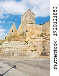 castello di lombardia in enna...   Shutterstock . vector #1920121853