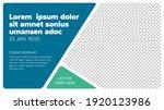 social network event cover... | Shutterstock .eps vector #1920123986