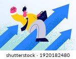 leadership  success  career...   Shutterstock .eps vector #1920182480