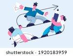 business development  success ...   Shutterstock .eps vector #1920183959