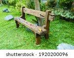perspective view of wooden...   Shutterstock . vector #1920200096