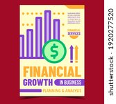 financial growth in business... | Shutterstock .eps vector #1920277520