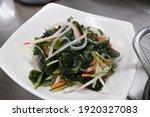 Seaweed Marinated In Vegetable...
