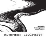 vector illustration of brush... | Shutterstock .eps vector #1920346919