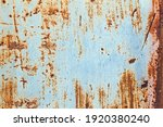 Old Corroded Metal Grunge...