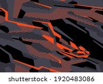 abstract geometric seamless... | Shutterstock .eps vector #1920483086