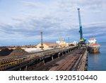 Fos Sur Mer Seaport  France ...