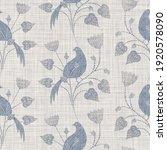 watercolor farmhouse bird motif ... | Shutterstock . vector #1920578090