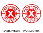 vector  clean and rust red... | Shutterstock .eps vector #1920607286