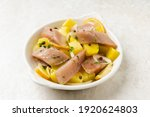 Salted Herring With Spices And...