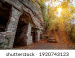 Monk Caves Thihany Hills...