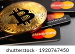 Bitcoin Cryptocurrency With...