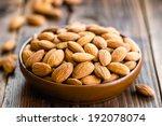 almond | Shutterstock . vector #192078074