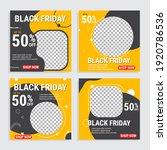 black friday modern creative...   Shutterstock .eps vector #1920786536