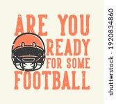 t shirt design slogan... | Shutterstock .eps vector #1920834860