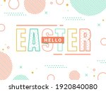 vector illustration of happy... | Shutterstock .eps vector #1920840080