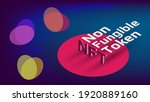 nft non fungible tokens... | Shutterstock .eps vector #1920889160