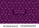 pattern with hand drawn doodle... | Shutterstock .eps vector #1920903293