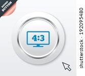 aspect ratio 4 3 widescreen tv...