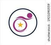 disability logo vector...   Shutterstock .eps vector #1921090559