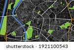 this is a digital map city. it...   Shutterstock .eps vector #1921100543