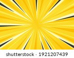 comics background. pop art or... | Shutterstock .eps vector #1921207439
