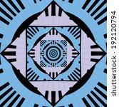 spiral fractal digital geometry....   Shutterstock .eps vector #192120794