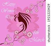 Happy Women's Day Illustration...
