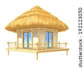 bungalow | Shutterstock .eps vector #192123050