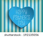 Vector   Happy Father\'s Day...
