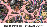 disco  funk and soul. lifestyle ... | Shutterstock .eps vector #1921350899