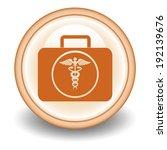 medical bag icon  sign  | Shutterstock .eps vector #192139676