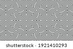 elegant abstract geometric... | Shutterstock .eps vector #1921410293