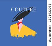 Gorgeous Couture High Fashion...