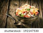 healthy vegetarian quinoa...