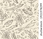 seamless pattern with... | Shutterstock .eps vector #1921578299