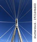 Swietokrzyski Bridge Over River ...