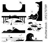 extreme sports   skateboarding  ...   Shutterstock .eps vector #192170789
