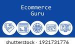 ecommerce guru background...