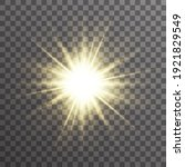 Sun Light Glow Abstract Ray...