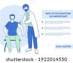 vector illustration of doctor...   Shutterstock .eps vector #1922014550