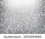 Falling Snow Confetti Winter...