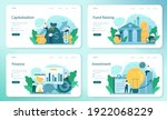 capitalization of a company web ... | Shutterstock .eps vector #1922068229